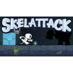 Konami Skelattack PC Basic English