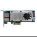 QNAP LAN-10G2T-X550 adaptador y tarjeta de red Ethernet 10000 Mbit/s Interno