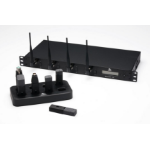 Revolabs Executive HD Wireless BlackZZZZZ], 03-HDXLRMICEU-11