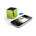 Technaxx Mini Musicman Wireless Soundstation BT-X2 Mono portable speaker Green