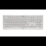 Cherry KC 1000 USB QWERTY UK English Grey keyboard
