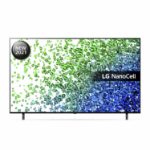 "LG 75NANO806PA.AEK TV 190.5 cm (75"") 4K Ultra HD Smart TV Wi-Fi Grey"