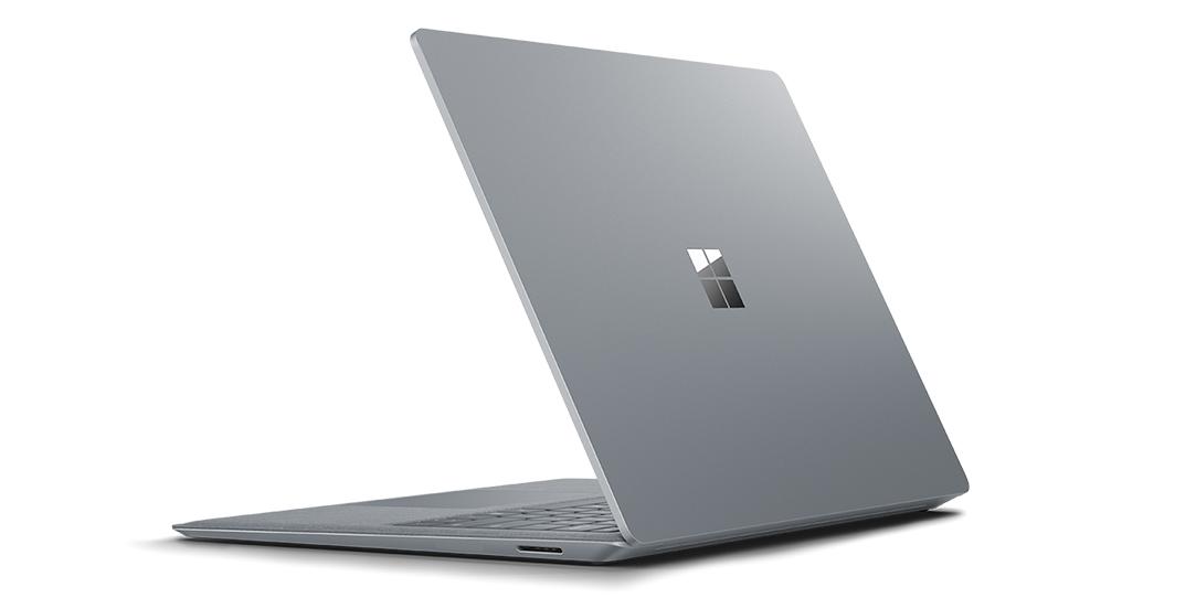 Surface Laptop - 13.5in - i7 7660u - 16GB Ram - 512GB SSD - Win10 Pro - Platinum - Qwertzu German - Iris Plus Graphics 640
