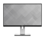 "DELL UltraSharp U2417H 23.8"" Full HD IPS Matt Black computer monitor"