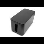 Digitus DA-90504 kabelbeheersysteem Vloer Kabeldoos Zwart 1 stuk(s)