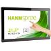 """Hannspree Open Frame HO 225 HTB Totem design 54.6 cm (21.5"""") LED Full HD Black Touchscreen"""