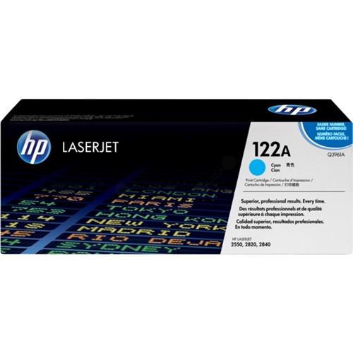 HP Cyan Toner for CLJ2550 - Q3961A