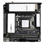 Gigabyte Z590I VISION D motherboard Intel Z590 Express LGA 1200 mini ITX
