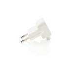MicroSpareparts MSPA4258 Type C (Europlug) White power plug adapter