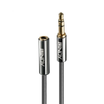 Lindy 35331 audio cable 10 m 3.5mm Anthracite