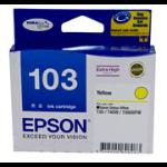 Epson Extra High Capacity Yellow Ink Cartridge Original