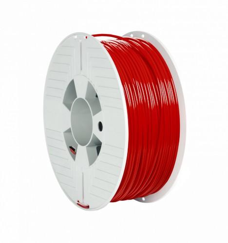 Verbatim 55330 3D printing material Polylactic acid (PLA) Red 1 kg
