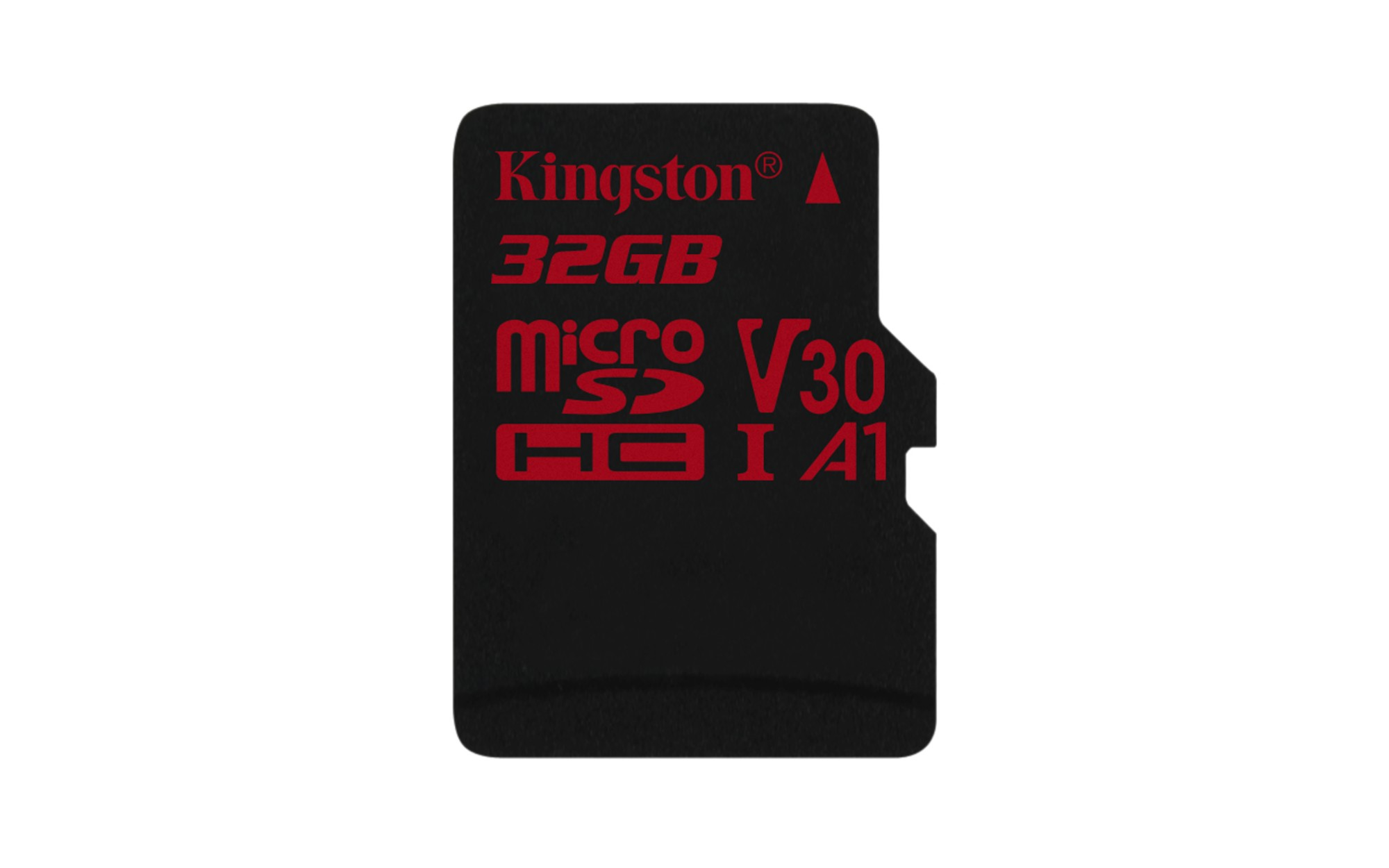 Kingston Technology Canvas React memory card 32 GB MicroSDHC Class 10 UHS-I