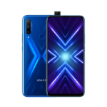 "Honor 9X 16.7 cm (6.59"") Hybrid Dual SIM Android 9.0 4G USB Type-C 4 GB 128 GB 4000 mAh Blue"