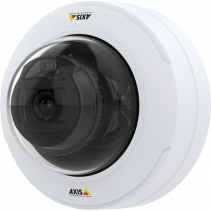 Axis P3245-LV IP security camera Outdoor Dome Ceiling/Wall 1920 x 1080 pixels