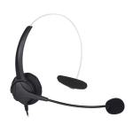 Shintaro Hands free Phone Mono headset - Designed for IP Phone and phones with a 2.5 mm jack