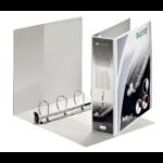 Leitz 42040001 ring binder A4 White