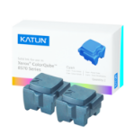 Katun 39394 compatible Dry ink in color-stix, 4.4K pages, Pack qty 2 (replaces Xerox 108R00931)