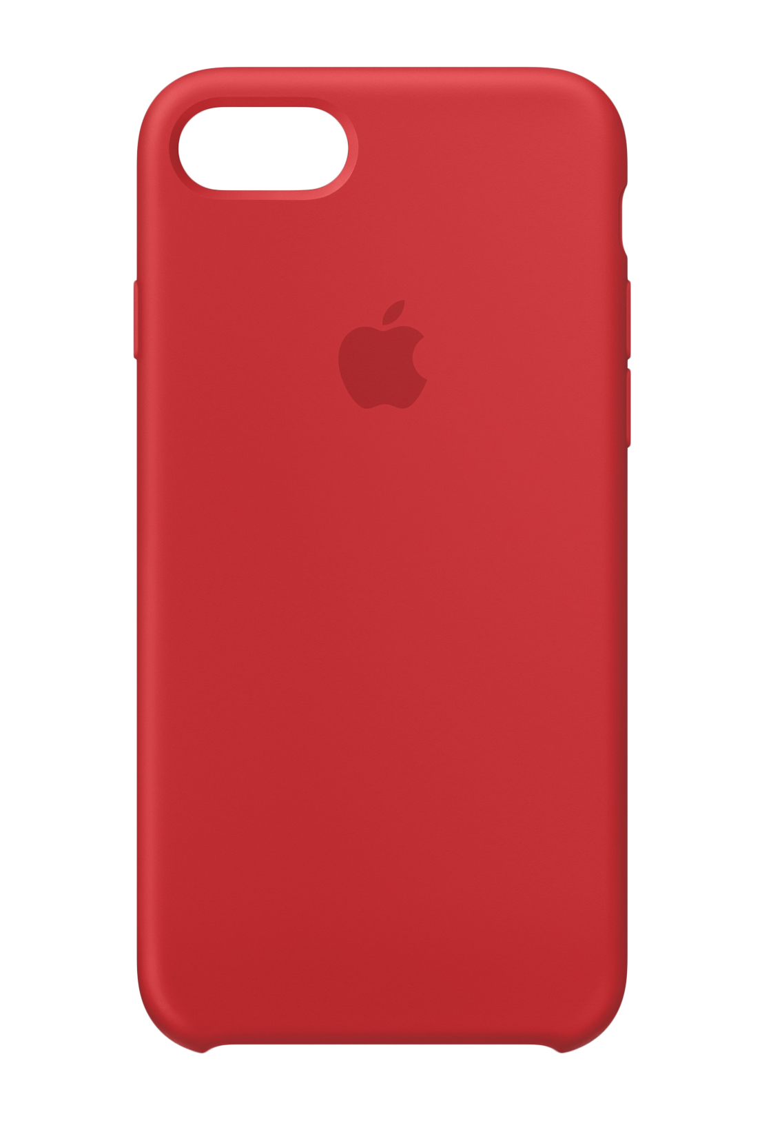 """Apple MQGP2ZM/A mobile phone case 11.9 cm (4.7"""") Skin case Red"""