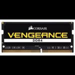 Corsair Vengeance 8 GB, DDR4, 2666 MHz memory module