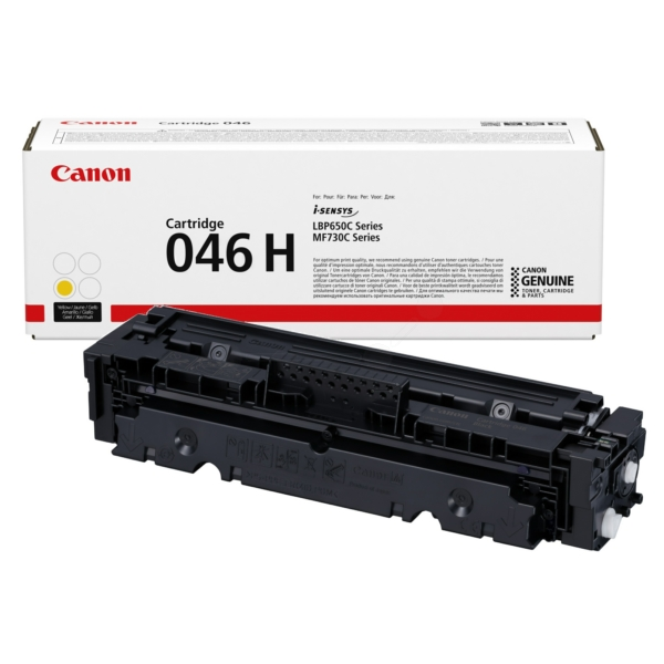 Canon 1251C002 (046H) Toner yellow, 5K pages
