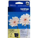 Brother LC39Y Original Yellow 1 pc(s)