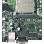 Mikrotik RB411AR router motherboard
