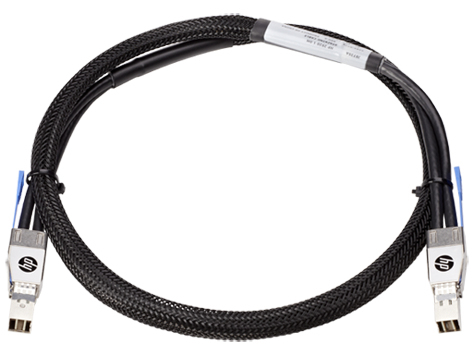 Hewlett Packard Enterprise 2920 1.0m InfiniBand cable 1 m Black