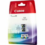 CANON BCI -16 Colour Cartridge for Selphy DS700/IP90 - 9818A002