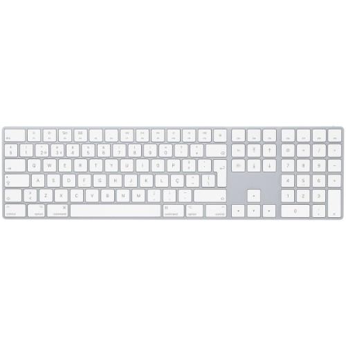 Apple MQ052F/A Bluetooth QWERTY Portuguese White