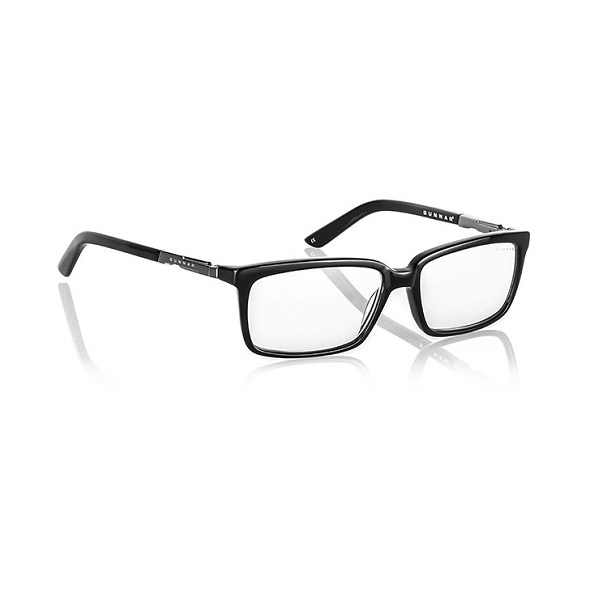 Gunnar Optiks Haus Crystalline Onyx Indoor Digital Eyewear
