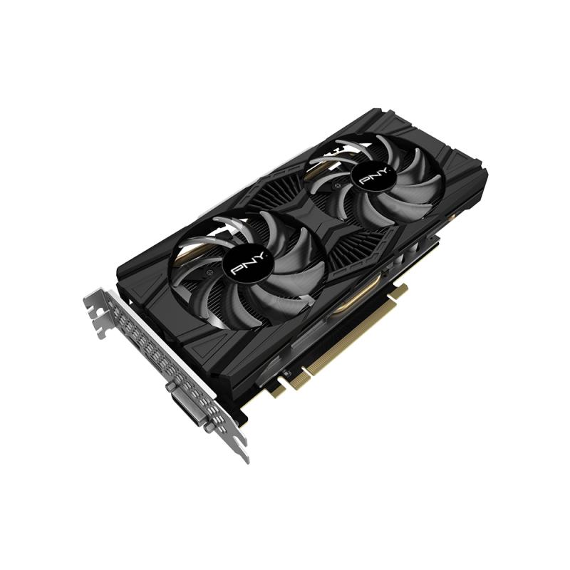 GeForce GTX 1660 SUPER Dual Fan 6GB GDDR6 DP  HDMI  DVI-D