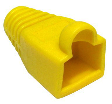 Cables Direct RJ-45 Yellow