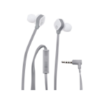 HP H2310 In-ear Binaural Wired Grey,White mobile headset