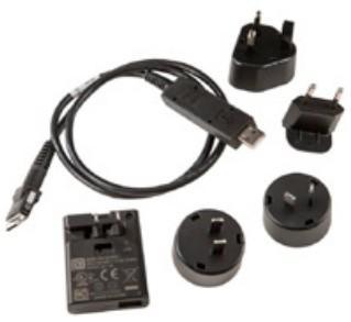 Intermec 203-990-001 mobile device charger Black