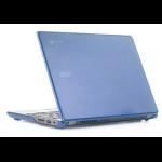 "iPearl MCOVERAC720BLU notebook case 11.6"" Hardshell case Blue,Translucent"
