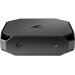 HP Z2 G4 3.2 GHz 8th gen Intel® Core™ i7 i7-8700 Black Mini PC Workstation