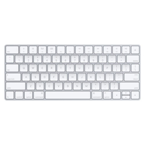 Apple Magic Bluetooth QWERTY Italian White