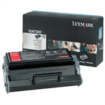 Lexmark 12A7300 Toner black, 3K pages @ 5% coverage