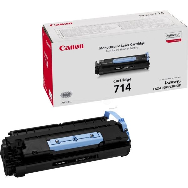 Canon 1153B002 (714) Toner black, 4.5K pages @ 5% coverage