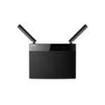 Tenda AC9 wireless router Dual-band (2.4 GHz / 5 GHz) Gigabit Ethernet Black
