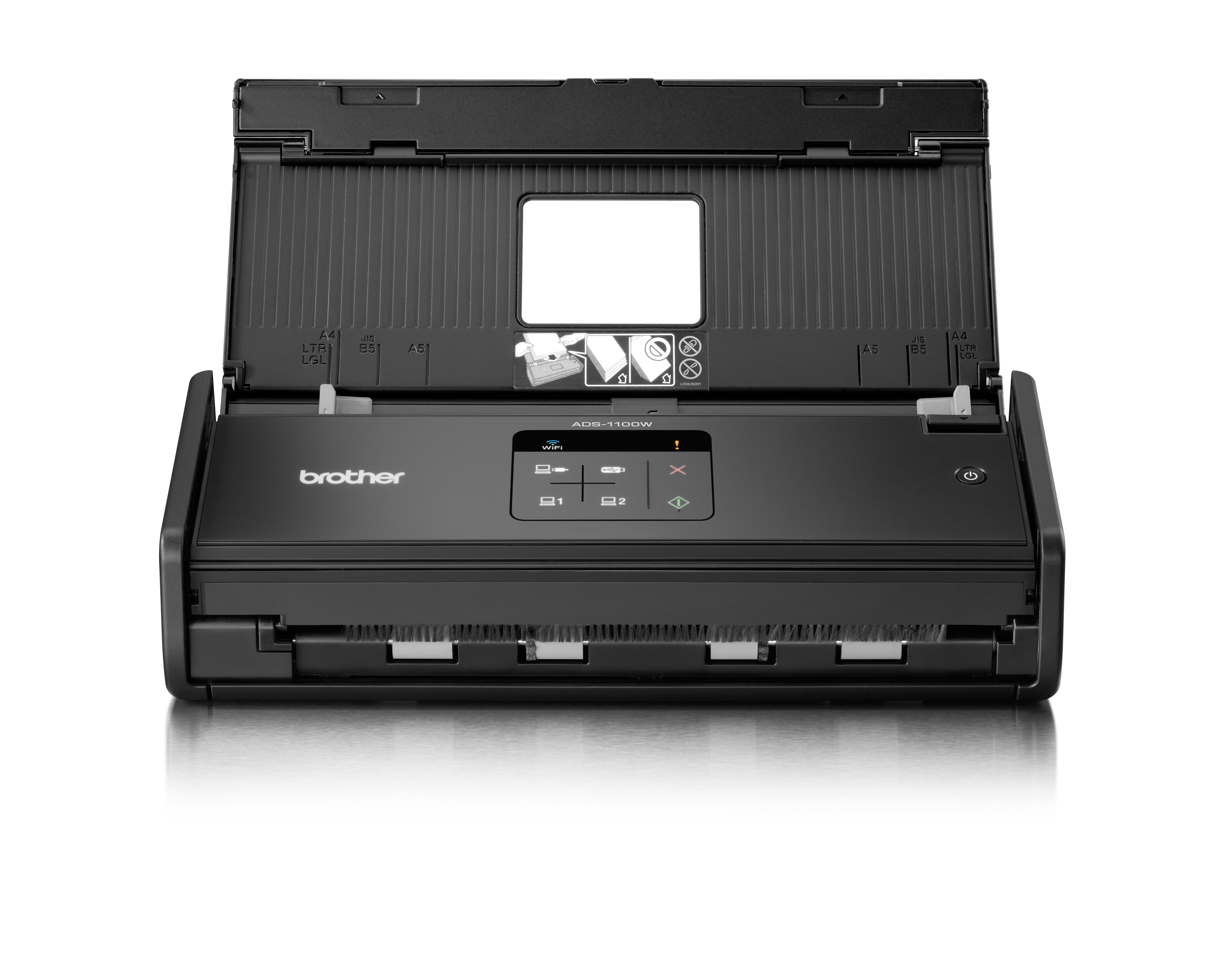 BROTHER ADS-1100W PRINTER WINDOWS 7 DRIVERS DOWNLOAD