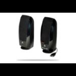 Logitech S-150 1.2W Black loudspeaker