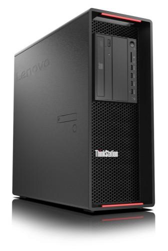 Lenovo ThinkStation P720 Intel® Xeon® 4114 16 GB DDR4-SDRAM 512 GB SSD Tower Black Workstation Windows 10 Pro for Workstations