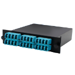 AddOn Networks ADD-3BAYC2MP6LCQM3 network equipment chassis Black,Blue