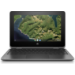 "HP Chromebook x360 11 G2 EE Black,Blue 29.5 cm (11.6"") 1366 x 768 pixels Touchscreen Intel® Celeron® N 4 GB LPDDR4-SDRAM 32 GB eMMC Chrome OS"