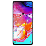 "Samsung Galaxy SM-A705F 17 cm (6.7"") 128 GB White 4500 mAh"