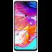 "Samsung Galaxy A70 17 cm (6.7"") 128 GB 4G White 4500 mAh"