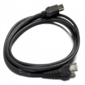 6in Straight USB Cable