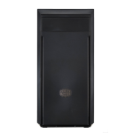 Cooler Master MasterBox Lite 3 Mini-Tower Black computer case